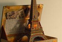 Paris / by Suzanne Ennes