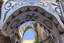 ~Arches And Domes~ / I like to appreciate the beauty in architectural details  / by Meghan Colbert