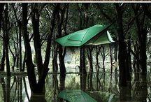 Camping gear / (All stuff non-EDC) / by Enrique Moreno Méndez