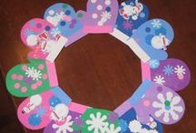 winter crafts for kids  / by Campbellsport Public Library