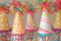 Kids' Party Ideas / Creative birthday party ideas for kids. Find fun party themes, games, invitations and decorating ideas to help you plan the perfect party for your child. More cake ideas on my Cakes and Cupcakes board! / by Quilts Just 4 Kids