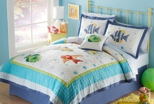 Kids Room Decor / Inspiration to create your kid's dream room. Ideas for color and design, kids bedding, furniture, and accesories.  / by Quilts Just 4 Kids