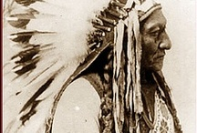 History, Native Americans, 1st Americans~ / I am part Cherokee, that originally came from NC. we have traced it back to the 1600's with 2 marriages then another marriage with another Cherokee woman, My g-g-grandmother...These were the 1st TRUE Americans, and what or government did and still does to them does not make me happy...Please learn the history, and RESPECT who these great people are....  / by Tori C.