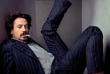 Robert Downey Jr. / by Jay Riese