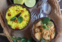 Indian/Sri Lankan food / by Vanessa Grey