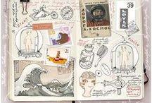 Illustration { Sketches } / by Gertrude Gru