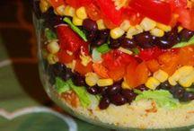 Salads / by Tina Serafini