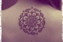 tattoos  / by madi hewitt