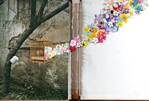 Artworks & Collages / by Sophie Fontaine SoWiL(d)