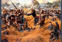 The Battle of Gettysburg / The United States is commemorating the 150th anniversary of the Battle of Gettysburg this year. Take a look at some of the important figures, moments and places that made Gettysburg the turning point in the Civil War. / by American Historical Association