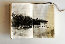 Binding & journals / by Kailyn Olsen