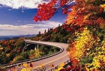 Scenic Routes / by Glenda Keller