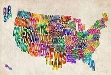 USA~ME~NM / by D Walls