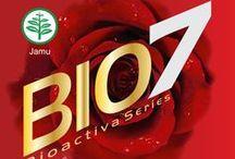 JAMU TETES BIO7 / Salah satu Jamu tetes Bioactiva Series yang Double formula, double khasiatnya / by BIOACTIVA JAMU TETES