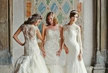 Wedding Dressed to a T / Chic and beautiful. / by Susan McKee Bolt