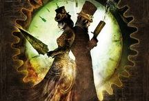 Pistons, Gears, and Other Steampunk Wonders / All things steampunk. / by Caitlin E. Jones
