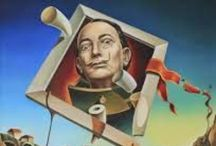 Dali, Salvador / by Kitty Carson