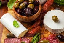 Food - Cheese / Meat Platters / by Bre