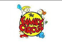 Family Circus Explains It All / by LuAnn Aldred