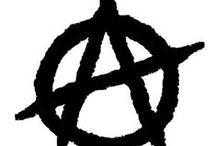 Politics / Anarchism is a political view. It is mine, as well. / by Gwyneth Marayne Doe
