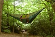 Go Glamping (Glamorous Camping) / Cool clamping -- glamorous camping -- places and products / by Spot Cool Stuff