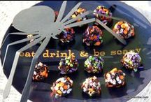 Halloween / Halloween recipes, activity, decorating ideas and more! / by Kelly Stilwell