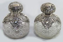Gorgeous Perfume Bottles / by Diann Kaye Ellis