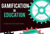 Game Learning / Game-based learning, gamification (done the right way), and other game learning strategies. / by Mia MacMeekin