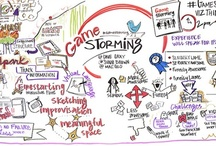 Game Storming / Gamestorming and other interesting techniques to get you thinking. / by Mia MacMeekin