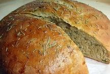 Recipes - Breads / Homemade bread, biscuits, dumplings, rolls, and more! / by Kelly Stilwell