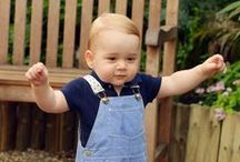 All Things Royal Baby / Kate and William's new prince was born on July 22, 2013. / by HuffPost Parents