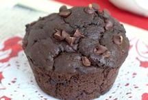 Recipes - Muffins / Healthy muffin recipes, mini-muffins, easy muffins from scratch, and more / by Kelly Stilwell
