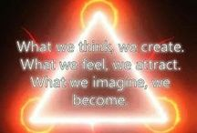 Law of Attraction / by Kim Kendall