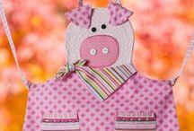 mutfak takımları/kitchen textile-apron,pot holder / by nursel kepekli