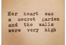 Words. / by Amelia Steele