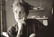 Bob Dylan / by Shay Justine