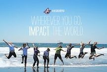 Asbury Impacting the World / Our students have made an impact all over the world! / by Asbury University