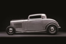 Hot Rods / Get your motor running, vintage automobiles. #hotrods / by Ron Smart