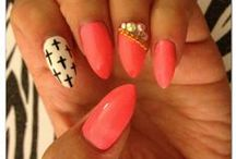 nail polish nail art / How much design and style available in Nail polish........... Nail polish meaning- A clear or colored cosmetic lacquer applied to the fingernails or toenails.  / by john Fashion and you