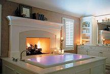 BATHROOMS !!!.... / by Granny Cox