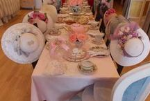 """DRESSING UP & TEA PARTYS  IS SO MUCH  """" FUN"""" !!!....{ """" LITTLE LADY""""}!!!.... / by Granny Cox"""