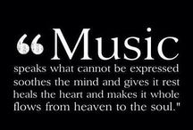MUSIC / R&B / MUSIC IS THE WAY TO YOUR SOUL...... / by Dubble Dee