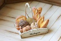 Höbbies :: Miniature :: Clay Food / • Miniature • / by Aileena Lim