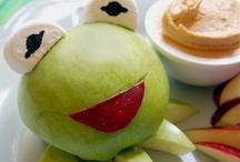 Kid-Friendly Recipes  / by Georgia Peanuts