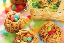 PB Easter Treats / Sweet peanut butter recipes for the season. / by Georgia Peanuts