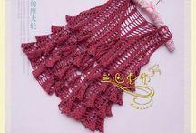 Tops a Crochet / by María Cordova