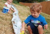 Activities for kids / by Laura Sølvberg