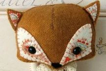 Craft Ideas / For the Love of Craftiness! Let's make something!!! / by Heather Larsen