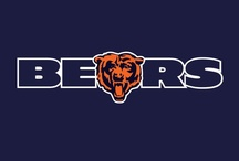 Da Bears! / This is a group board for followers of the Chicago Bears - past and present!  If you are a Bears fan and want to join the board, just leave a comment on one of the pins. / by Nancy WB