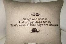 Baby Boy ideas . . . / by Simpson Hogan